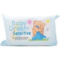 Baby Dream Baby Wipes Sensitive