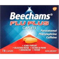 Beechams Flu Plus Caplets