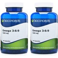 Bioconcepts Omega 3-6-9 1000mg Soft Gels 120