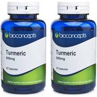 Bioconcepts Tumeric 500mg 120's Capsules