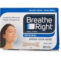 Breathe Right Nasal Strips Tan Large - 240 Strips
