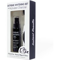 CB&CO Extreme Whitening Duo Set with Activated Charcoal