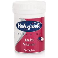 Valupak Multivitamins