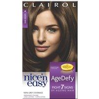 Clairol Age Defy 4 Dark Brown Hair Dye