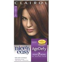 Clairol Age Defy 5R Medium Auburn Hair Dye