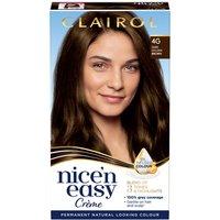 Clairol Nicen Easy Hair Dye 4G Dark Golden Brown