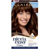 Clairol Nicen Easy Hair Dye 4W Dark Mocha Brown