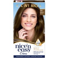 Clairol Nicen Easy Hair Dye 6A Light Ash Brown