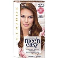 Clairol Nice n Easy Medium Warm Auburn Permanent Hair Colour 5WR