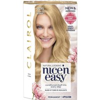 Clairol Nice 'n Easy Light Pale Blonde Permanent Hair Colour 9PB