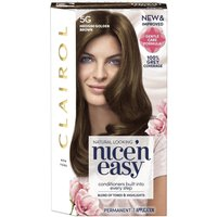 Clairol Nice 'n Easy Medium Golden Brown Permanent Hair Colour 5G