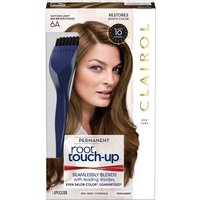 Clairol Nice 'n Easy Root Touch Up Permanent Light Ash Brown 6A