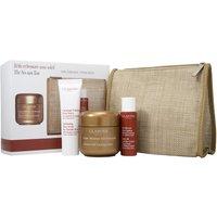 Clarins Self Tan Cream Body Scrub Cellulite Control & Bag