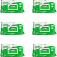 Clinell Universal Sanitising Wipes x6