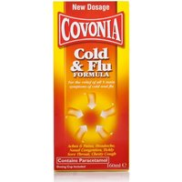 Covonia Cold and Flu Formula Sugar Free