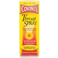 Covonia Dual Action Throat Spray