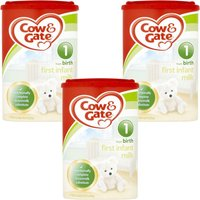 Cow & Gate First Infant Milk - Triple Pack