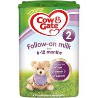 Cow & Gate 2 Follow On Baby Milk Formula Powder 6-12 Months
