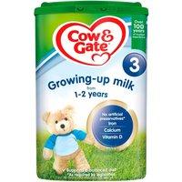 Cow & Gate 3 Growing Up Milk Formula