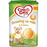 Cow & Gate 4 Growing Up Milk Formula 2-3 Years