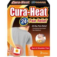 Cura-Heat Back & Shoulder