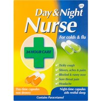 Day & Night Nurse Capsules