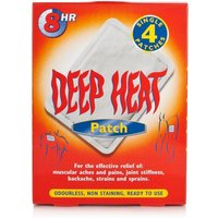 Deep Heat Patches