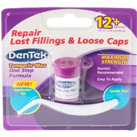 Dentek Temparin Temporary Filling 12+ Repairs