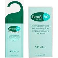 Dermol Shower Emollient + Lotion
