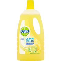 Dettol Clean and Fresh Citrus Liquid