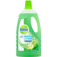 Dettol Clean and Fresh Green Apple