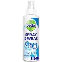 Dettol Cleansing Spray Fresh Cotton New Formula