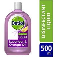 Dettol Disinfectant Liquid Lavender 500ml