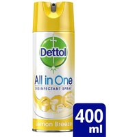 Dettol Disinfectant Spray Lemon Breeze