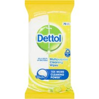 Dettol Multi-Purpose Citrus Wipes