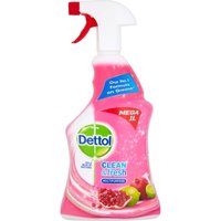 Dettol Power and Fresh Multi-Purpose Spray Pomogrenate and Lime