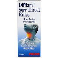 Difflam Sore Throat Rinse