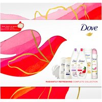 Dove Radiantly Refreshing Complete Collection