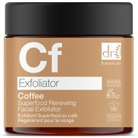 Dr Botanicals Apothecary Coffee Superfood Renewing Facial Exfoliator