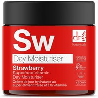 Dr Botanicals Apothecary Strawberry Superfood Vitamin C Day Moisturiser