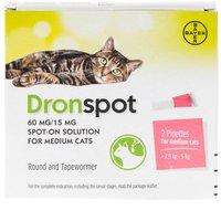 Dronspot Wormer For Medium Cat