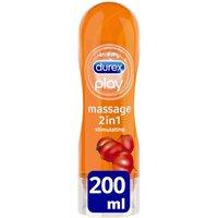 Durex Play Stimulating 2 in1 Massage Gel
