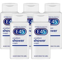 E45 Shower Cream - 5 Pack
