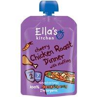 Ellas Kitchen Stage 2 - Cheery Chicken Roast Dinner