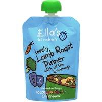 Ellas Kitchen Stage 2 - Lamb Roast Dinner