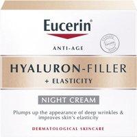 Eucerin Hyaluron Filler + Elasticity Night Cream