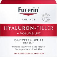 Eucerin Hyaluron Filler   Volume Lift Anti Age Day Cream SPF15