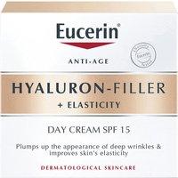 Eucerin Hyaluron-Filler Day Cream SPF15 for All Skin Types