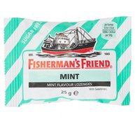 Fishermans Friend Mint Sugar Free Lozenges