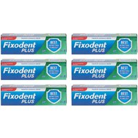 Fixodent Dual Protection Adhesive 6 Pack